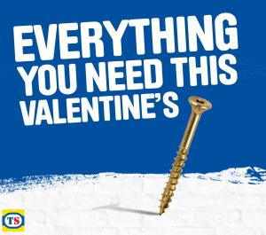 Everything you need this Valentine's