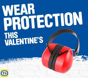 Wear protection this Valentine's