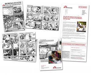 Emergency Appeal direct mail