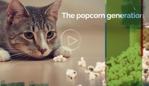 The popcorn generation